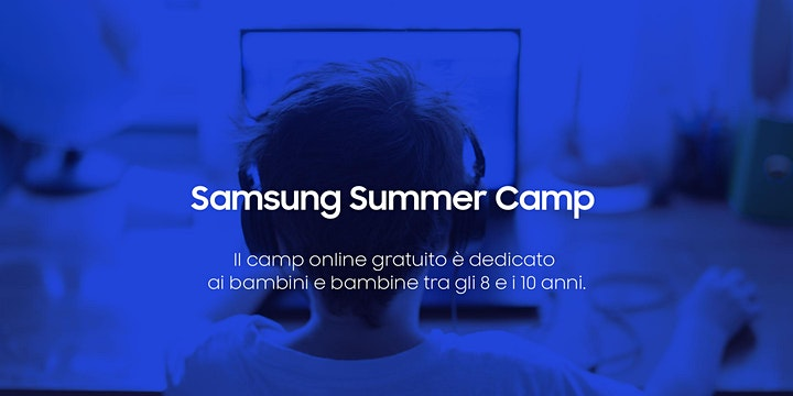 Samsung Summer Camp